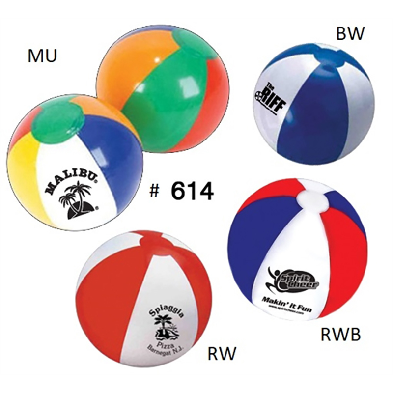 Inflatable Beach Ball  - 12