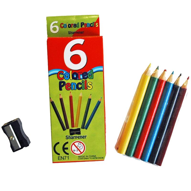 Kids Colored Pencil Set