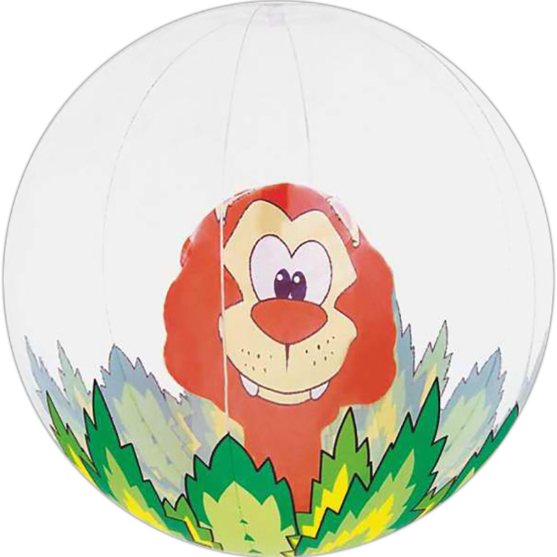 King Of The Jungle Beach Ball
