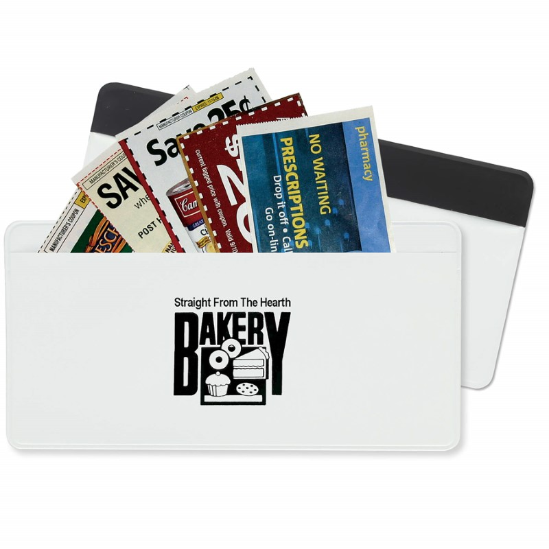Magnetic Coupon Holder