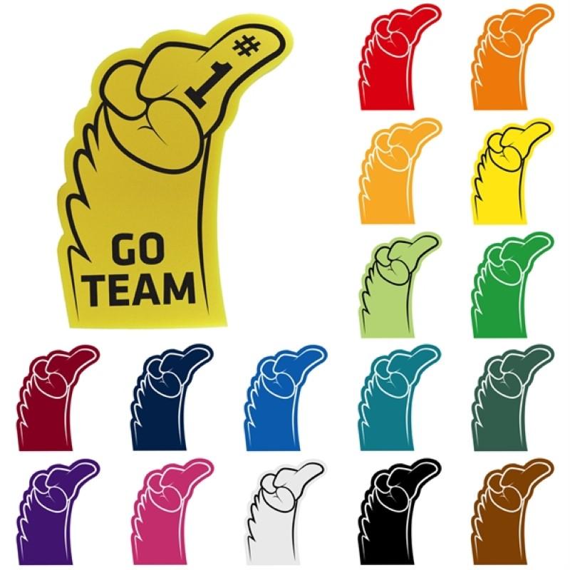 Mascot Hand
