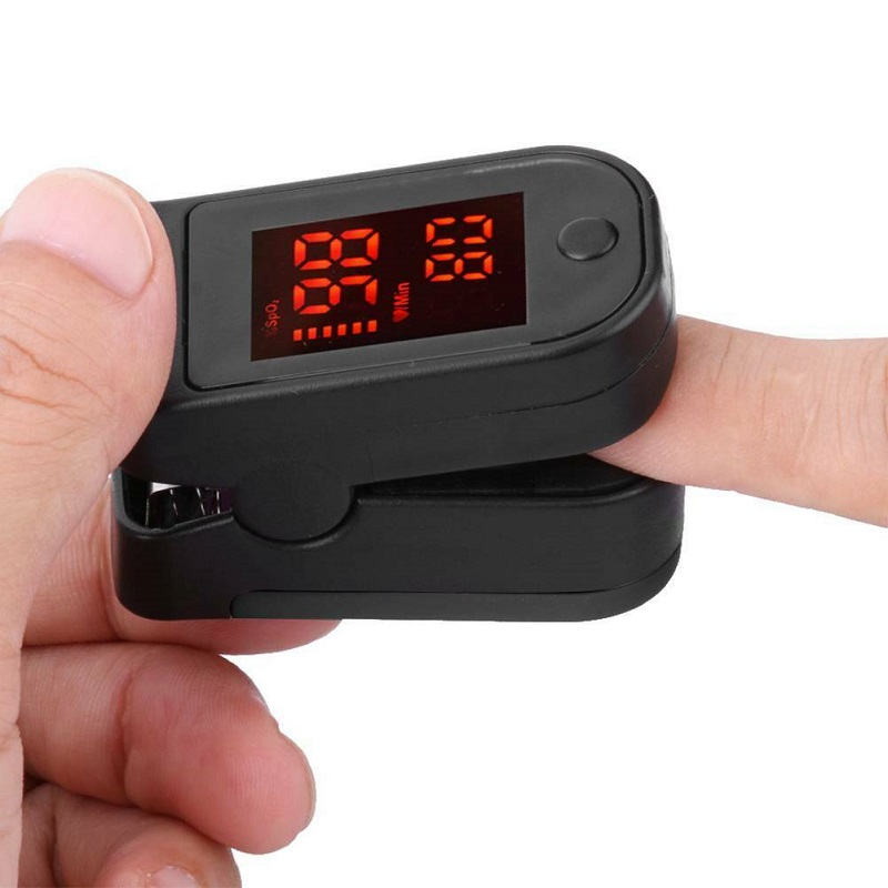 Mini Portable Fingertip Pulse Oximeters
