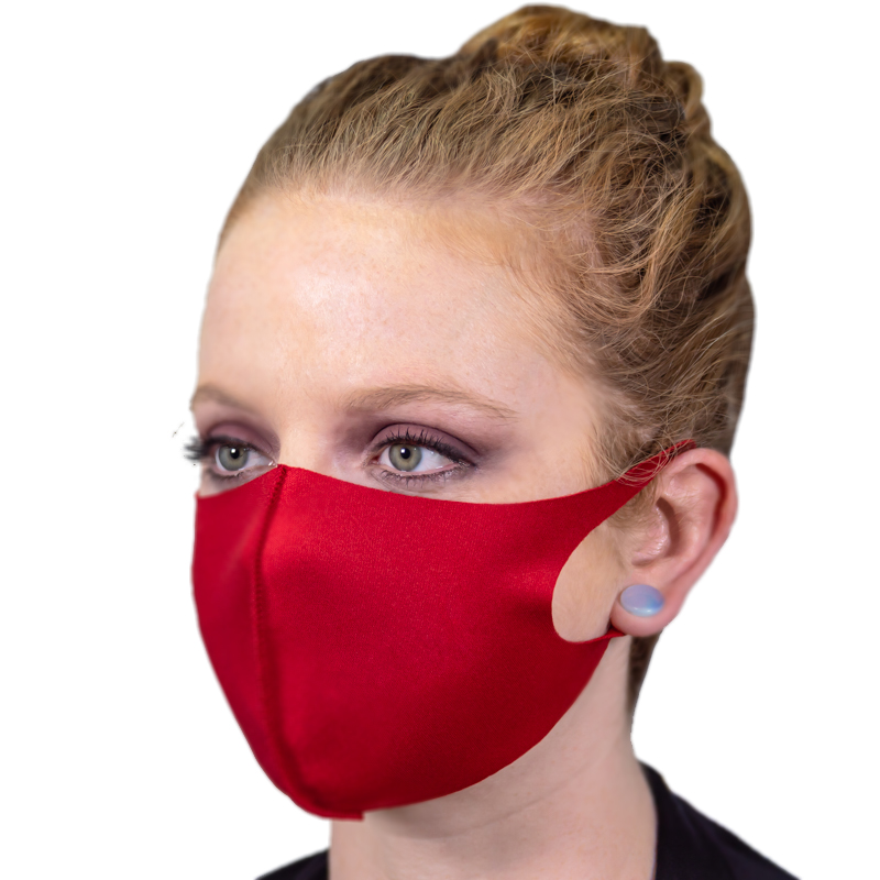 Soft Fabric Reusable Face Masks