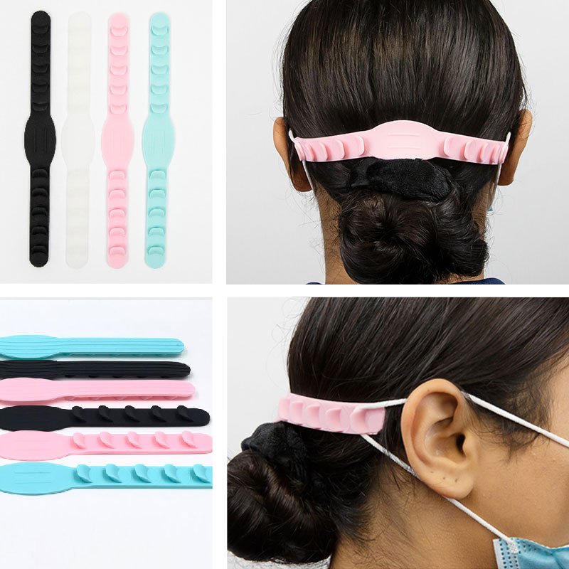 Soft Silicone Ear Savers