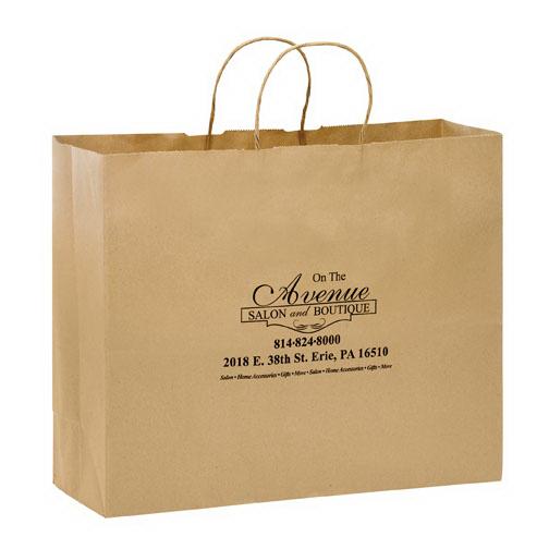 Vogue Kraft Paper Bag