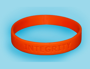 Integrity Wristbands