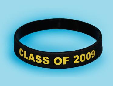 Class Of 2020 Wristbands