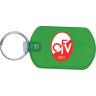 Green - Key, Key Tag, Tag, Rectangular