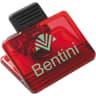 1_Translucent Red - Magnet, Magnets, Memo Holder, Memo Holders, Fridge Magnet, Fridge Magnets, Memo Magnet, Memo Magnets