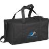 Black - Backpacks; Bags; Duffle; Dufflebag; Dufflebags, Gym; Gym Bag;