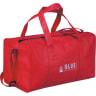 Red - Backpacks; Bags; Duffle; Dufflebag; Dufflebags, Gym; Gym Bag;