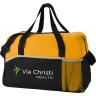 Orange - Backpacks; Bags; Duffle; Dufflebag; Dufflebags, Gym; Gym Bag;