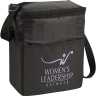 Black - Cooler, Coolers, Lunch, Lunch Bag, Cinch, 12 Pack, Cans, Cooler