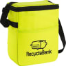 Lime Green - Cooler, Coolers, Lunch, Lunch Bag, Cinch, 12 Pack, Cans, Cooler