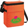 Orange - Cooler, Coolers, Lunch, Lunch Bag, Cinch, 12 Pack, Cans, Cooler