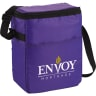 Purple - Cooler, Coolers, Lunch, Lunch Bag, Cinch, 12 Pack, Cans, Cooler