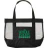 Black - Tote Bags, Tote Bag, Bag, Bags, Mesh