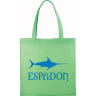 Lime Green - Tote, Bag, Bags, Totes, Totebag, Totebags, Polyester Bag,