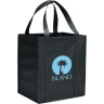 Black - Bag, Bags, Tote, Tote Bag, Tote Bags,grocery, Shopper, Shopping;