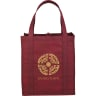 Burgundy - Bag, Bags, Tote, Tote Bag, Tote Bags,grocery, Shopper, Shopping;