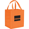 Orange - Bag, Bags, Tote, Tote Bag, Tote Bags,grocery, Shopper, Shopping;