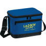 Royal Blue - Cooler, Coolers, Lunch, Lunch Bag, 6 Pack, Insulated, Bag
