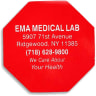 Stop Sign Magnet - Environmentally Friendly Products; Magnets-memo Holder