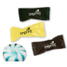 Green Peppermint Starlites - Candy, Sweet Treat, Mint, Hard Candy, Peppermint,