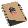 Black - Environmentally Friendly Products; Notebooks, Recycled; Eco Friendly