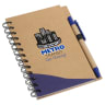 Blue - Environmentally Friendly Products; Notebooks, Recycled; Eco Friendly