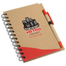 Red - Environmentally Friendly Products; Notebooks, Recycled; Eco Friendly