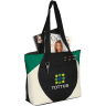 1 - Tote, Bag, Bags, Totes, Totebag, Totebags, Polyester Bag, Zippered