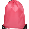 Pink - Drawstring, Draw, String, Back, Backpack, Backpacks, Tote, Bags, Tote, Bag, Shopper, Shopping, Budget, Totebag, Totebags;