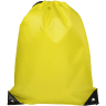 Yellow - Drawstring, Draw, String, Back, Backpack, Backpacks, Tote, Bags, Tote, Bag, Shopper, Shopping, Budget, Totebag, Totebags;