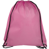 Pink - Drawstring, Draw, String, Back, Backpack, Backpacks, Tote, Bags, Tote, Bag, Shopper, Shopping, Budget, Totebag, Totebags;