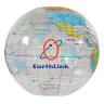 Clear  - Beach Balls; Globes-general