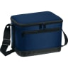 Navy Blue1 - Cooler, Coolers, Lunch, Lunch Bag, 6 Pack, Insulated, Bag
