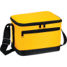 Yellow1 - Cooler, Coolers, Lunch, Lunch Bag, 6 Pack, Insulated, Bag