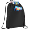 Black3 - Cooler, Coolers, Lunch, Lunch Bag, Cinch, Drawstring