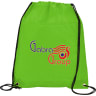 Green - Cooler, Coolers, Lunch, Lunch Bag, Cinch, Drawstring