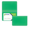 Tinted Clear Green - Business, Business Card, Business Cards, Business Card Holder, Business Card Holders, Office