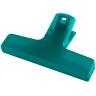 Translucent Aqua - Utility Clip, Utility Clips, Clip, Clips, Bag Clip, Bag Clips, Chip Bag Clip, Coupon Clip, Coupon Clips, Sealer, Office, Paper Clip, Paper Clips, Cereal Bag Clip, Cereal Bag Clips