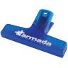 1_Translucent Blue - Utility Clip, Utility Clips, Clip, Clips, Bag Clip, Bag Clips, Chip Bag Clip, Coupon Clip, Coupon Clips, Sealer, Office, Paper Clip, Paper Clips, Cereal Bag Clip, Cereal Bag Clips