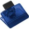 Translucent Royal Blue - Magnet, Magnets, Memo Holder, Memo Holders, Fridge Magnet, Fridge Magnets, Memo Magnet, Memo Magnets