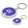 """Medium Blue - Flashlights-miniature-2-1/2"""" Or Less; Key Holders-with Flashlight"""