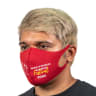 Full Color Soft Fabric Reusable Face Masks - Face Mask, Blank Face Mask, Face Mask, Facemask, Corona Virus, Safety