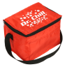 Red - Lunch, Lunch Bags, Coolers, Cooler, Cans, Bag, Picnic