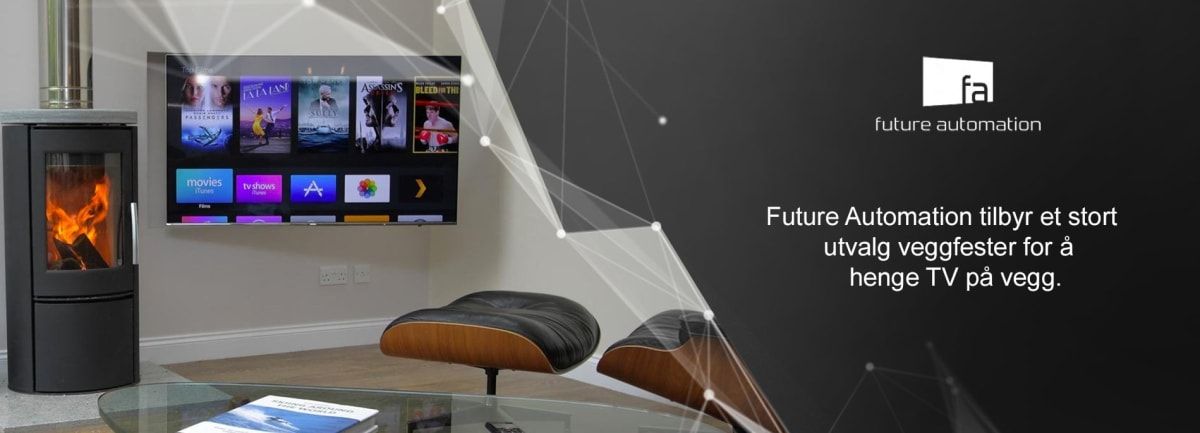 Future Automation TV veggfeste