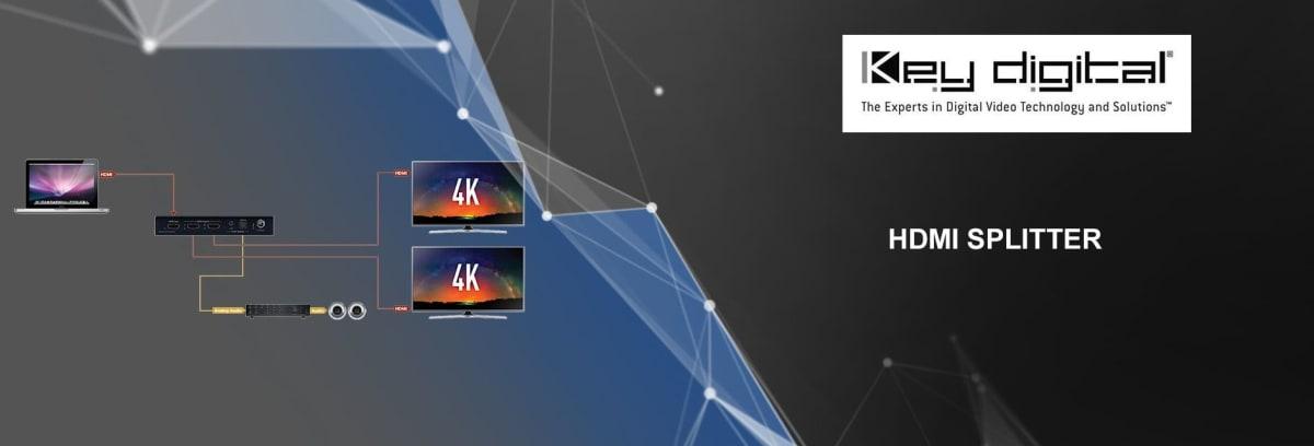 Key Digital HDMI splitter