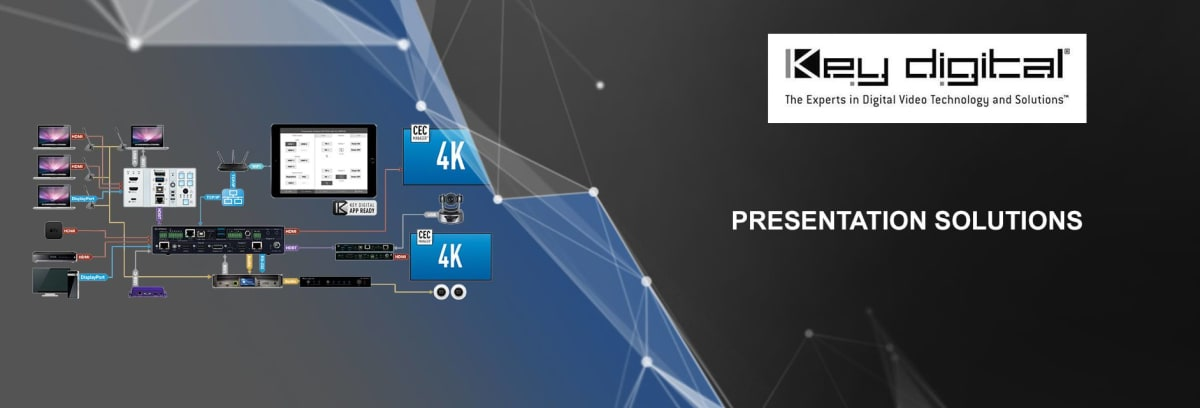 Key Digital Presentation Solutions